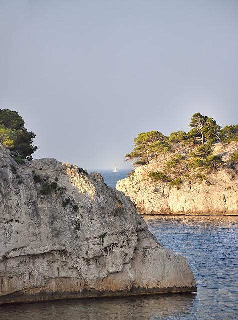 Port-Miou - Cassis (Bouches-du-Rhône)