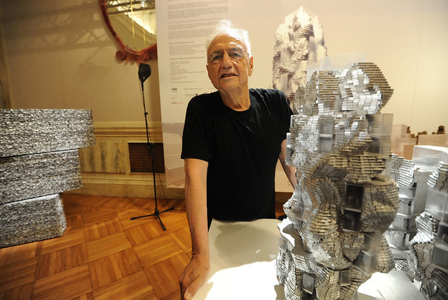Frank O. Gehry - Parc des Ateliers