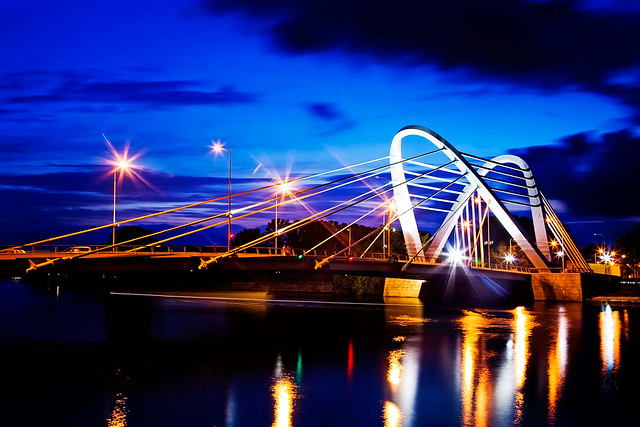 Lazarevsky bridge / Лазаревский мост
