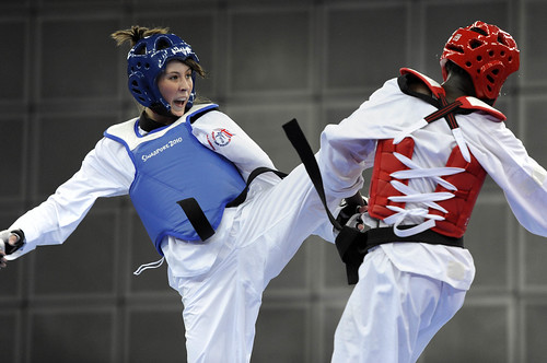 Day 3 Taekwondo (17 Aug 2010 | by Singapore 2010 Youth Olympic Games