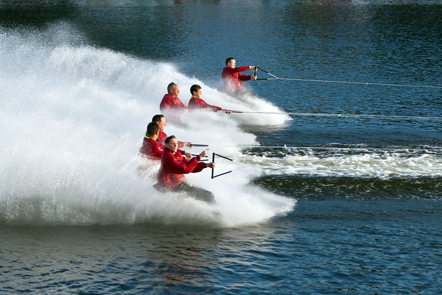U.S. Water Ski Show Team - Scotia, NY - 10, Aug - 38