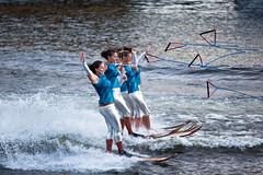 U.S. Water Ski Show Team - Scotia, NY - 10, Aug - 09 by sebastien.barre