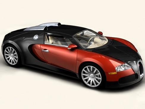 Bugatti_Veyron_01   by danieleralte
