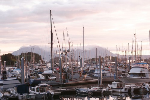 Sitka Harbor @ 10:00 pm | by ericheath