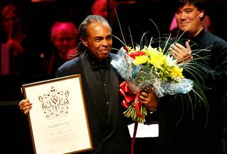 Gilberto Gil Photo: © Patrik Österberg / Polar Music Prize