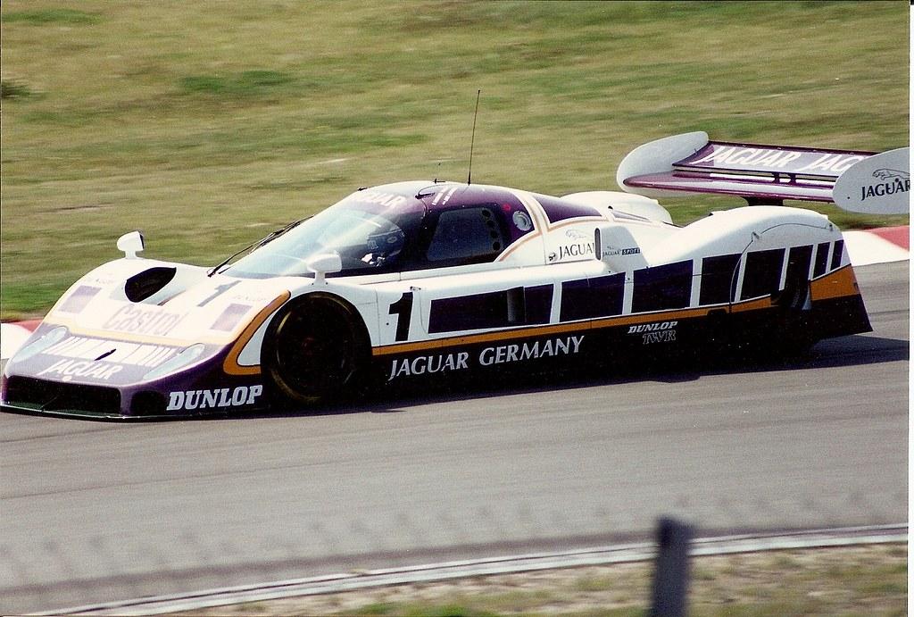 Jaguar XJR-11 - Nurburgring 1000Kms 1989 | Patrick Tambay ...
