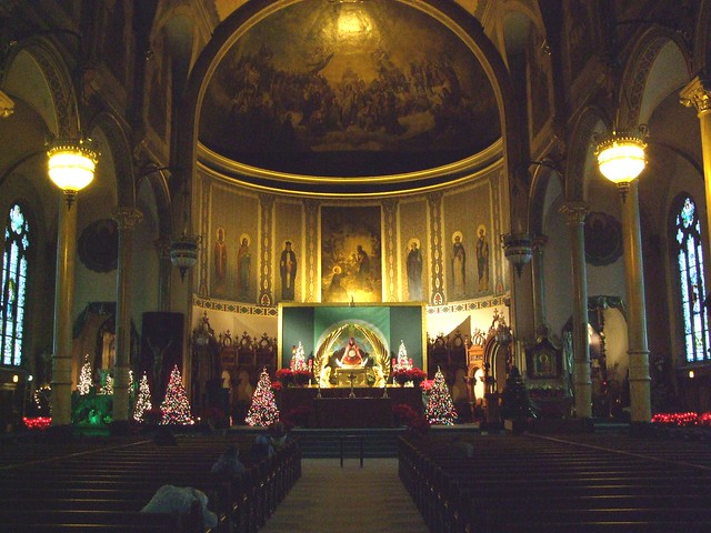 St. Stanislaus Kostka (Shrine of Divine Mercy), Chicago, IL