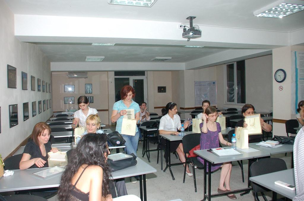 PR School -