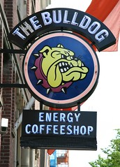 The Bulldog Energy Coffeeshop