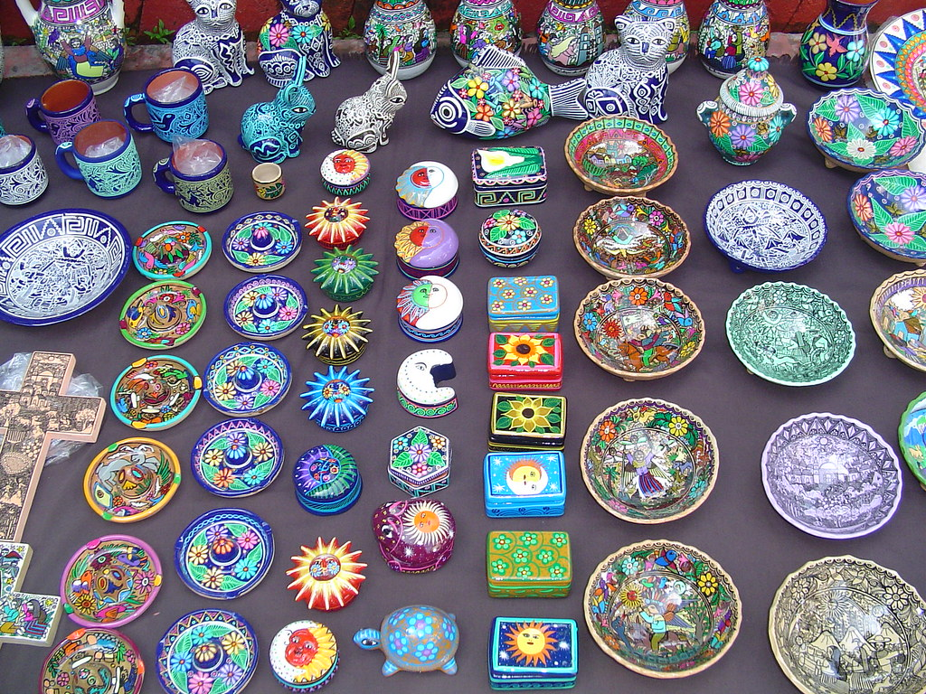 Mexican Artisan Crafts for Sale at Universal | Universal