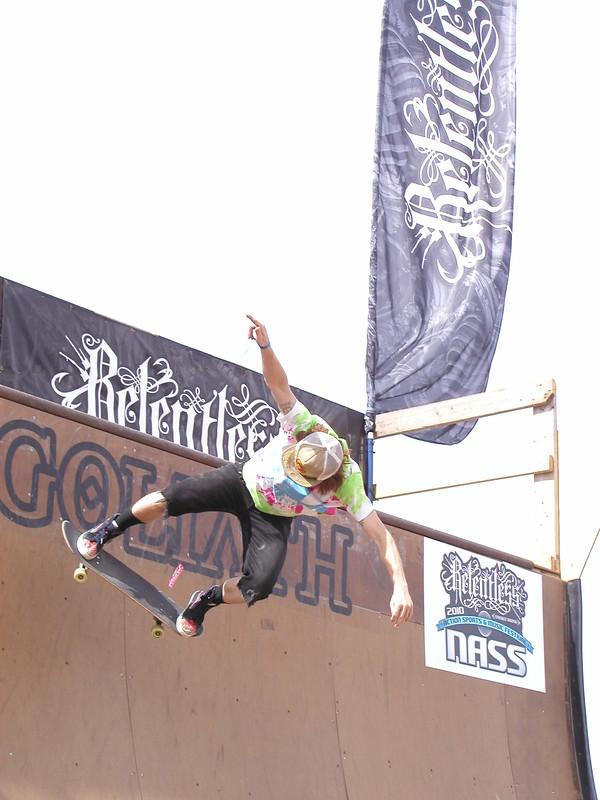 Goliath Ramp NASS 2010