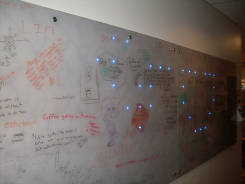 LED Whiteboard | by X-Istence