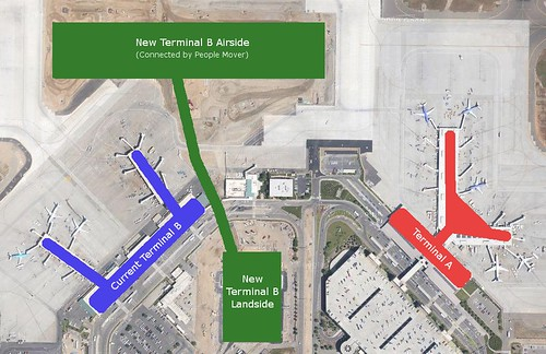 New Sacramento Airport | by brettsnyder