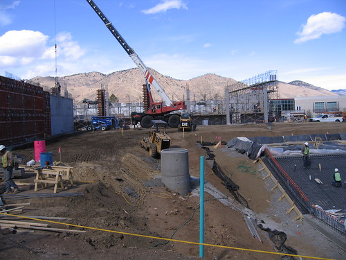 Colorado School of Mines Recreation Center Construction - March 2006 | by rocbolt