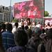 EllaKukla's Roze Maandag Express op het podium bij Tilburg CS