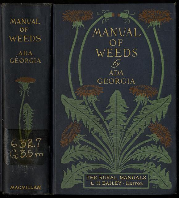 A Manual of Weeds