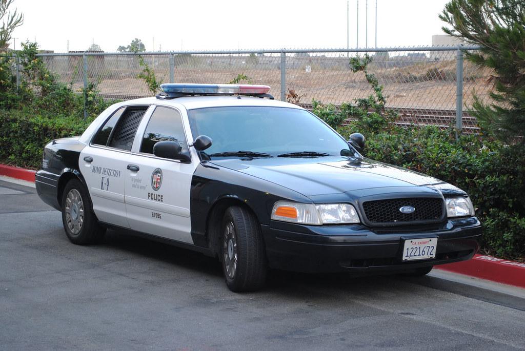 Los Angeles Police K-9 Bomb Detection | CODE 4 | Flickr