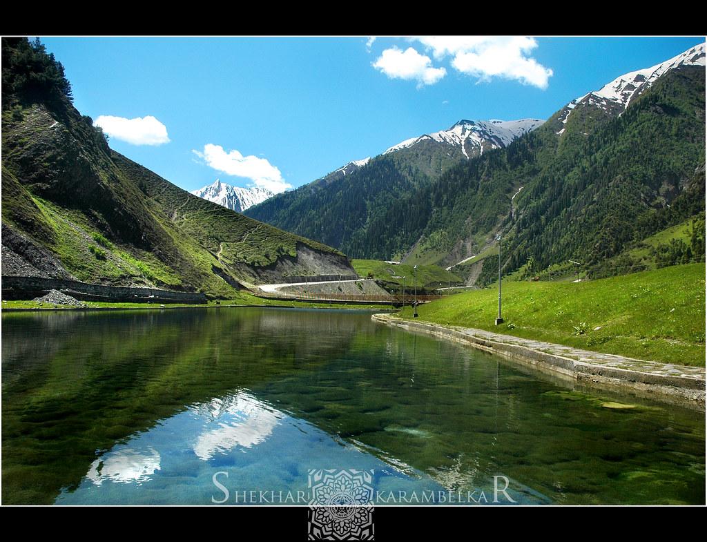 Fish pond in Sonamarg,Kashmir   shekhar009   Flickr