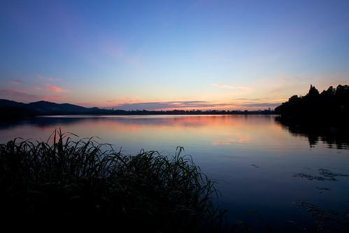 china summer nature water sunshine sunrise canon mac aperture westlake hangzhou 中国 夏 西湖 杭州 xihu 2010 zhejiang 夏天 日出 浙江 夏日 清晨 茅家埠 西子湖 mywinners 5dmarkii gettyimageschinaq1
