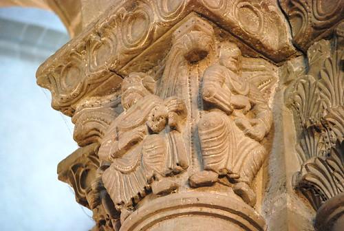 Genève, la cathédrale, chapiteaux gothiques (52) | by roger joseph