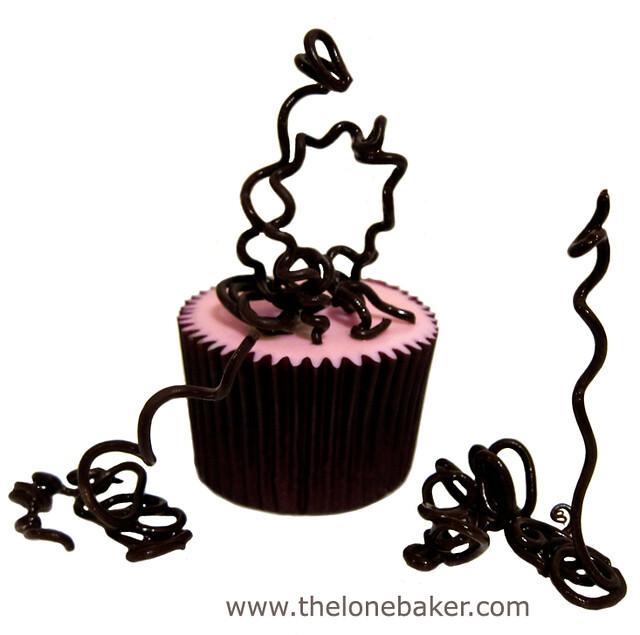 Chocolate Twirly Swirly