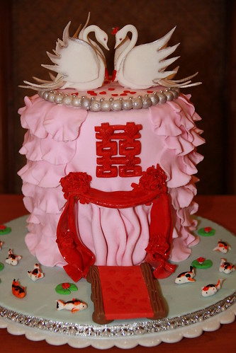 Chinese Wedding Cake | by i love cakes & cakes love me!