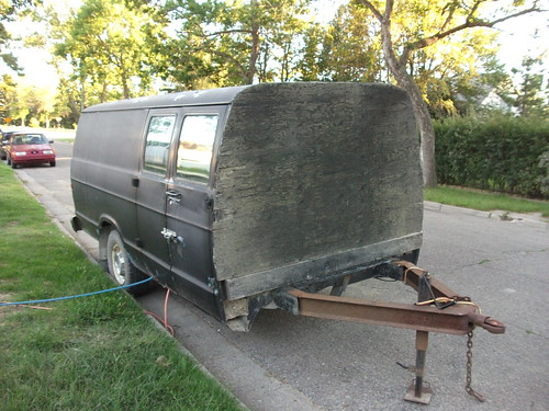 van trailer | by dave_7