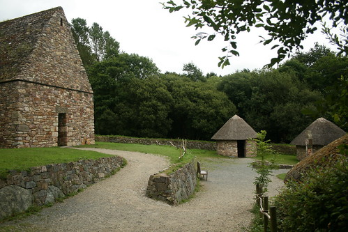 Early Irish Monastery, Irish National Heritage Park | by deckehoe