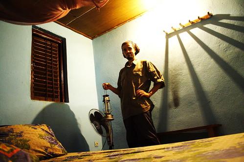 De gira por Guinea | Ésta es mi habitación en el hotel de ...