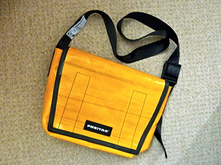 My new Freitag bag | by Magnus D