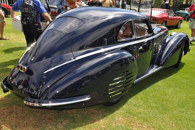 1938 Alfa Romeo 8c