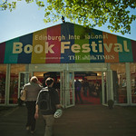 Entrance to Book Festival |