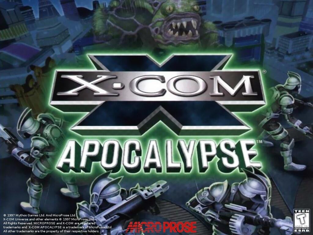 X-COM Apocalypse wallpaper (1024x768)