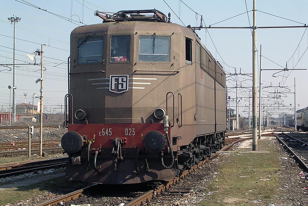 E645.023 - Milano Smistamento - 13 marzo 2005
