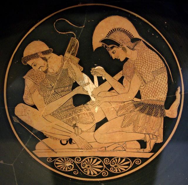 -0500: Aquiles y Patroclo