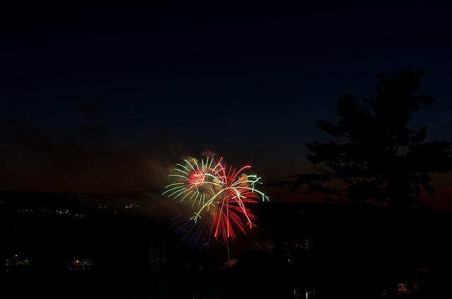 3rd July Fireworks