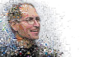 Steve Jobs for FOCUS Italia   by tsevis