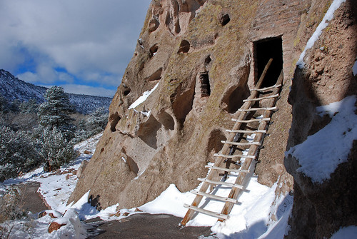 Cave Kiva | by Bandelier National Monument