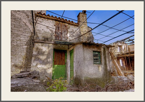 Old abandoned house   by Uros P.hotography