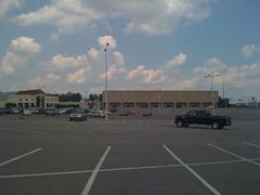 Parking Lot, Dillard's, 3