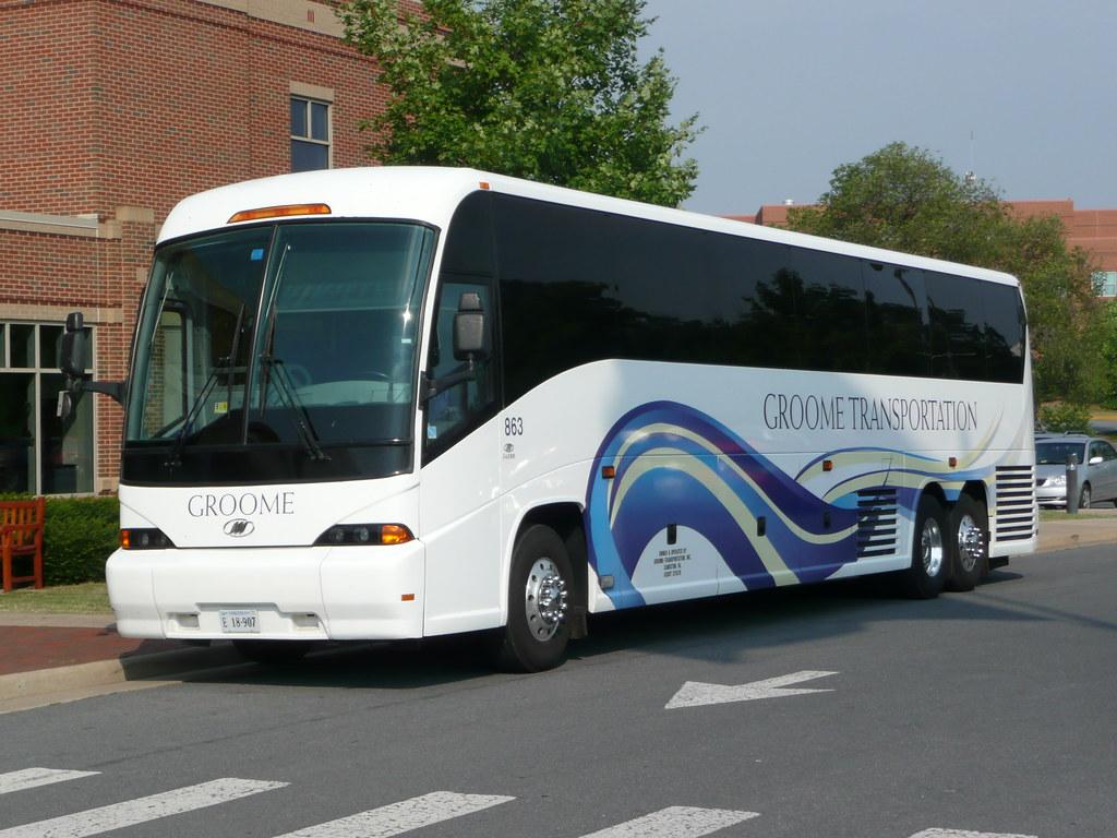 Groome transportation