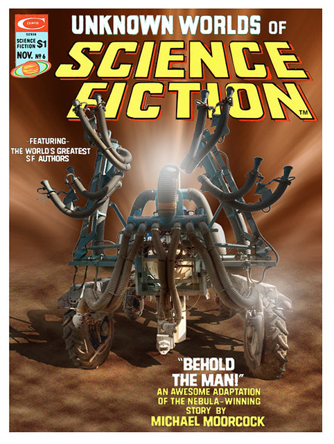 Science-fiction....