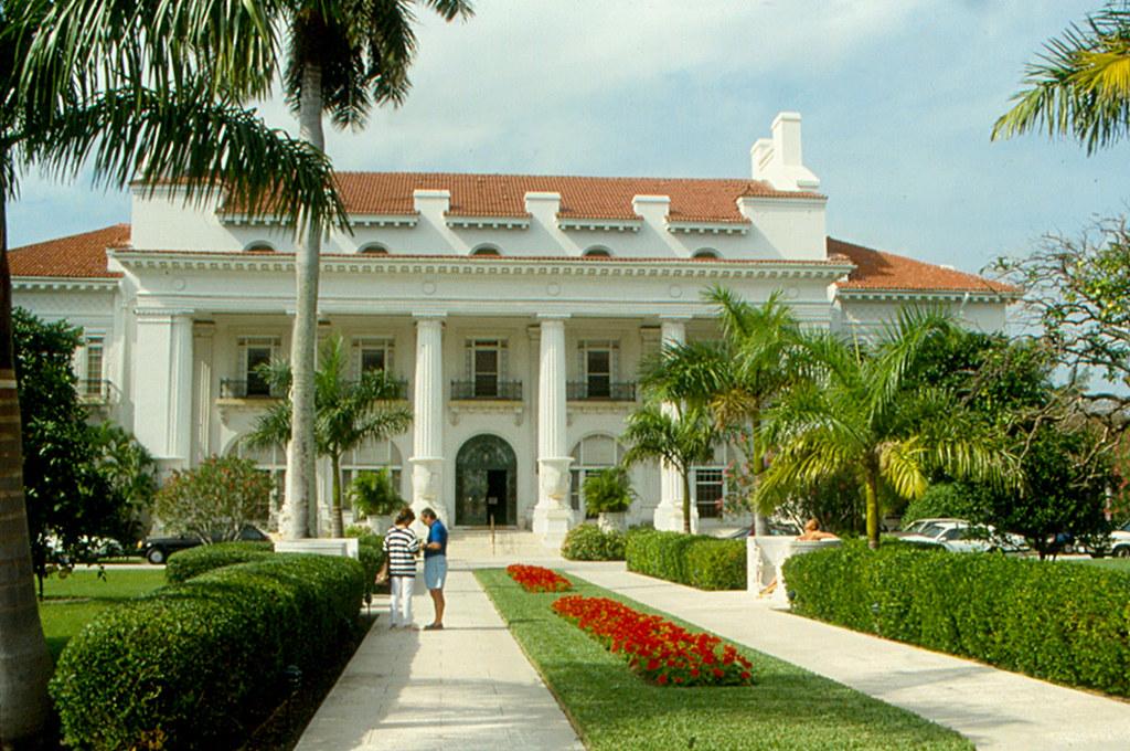 "Palm Beach - ""Whitehall"" (Flagler Mansion)"