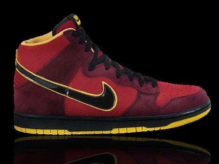 brand new 5e98f e7588 ... Nike-Dunk-High-SB-Iron-Man-Shoes   by marjie5