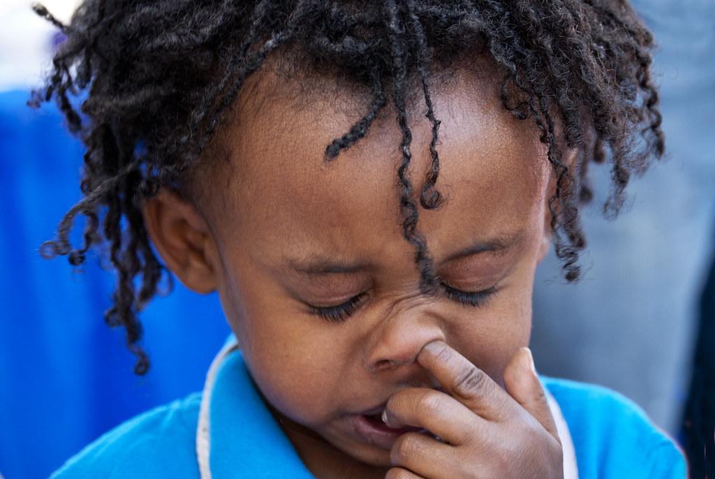 Nose Picking Child Section 45 Flickr