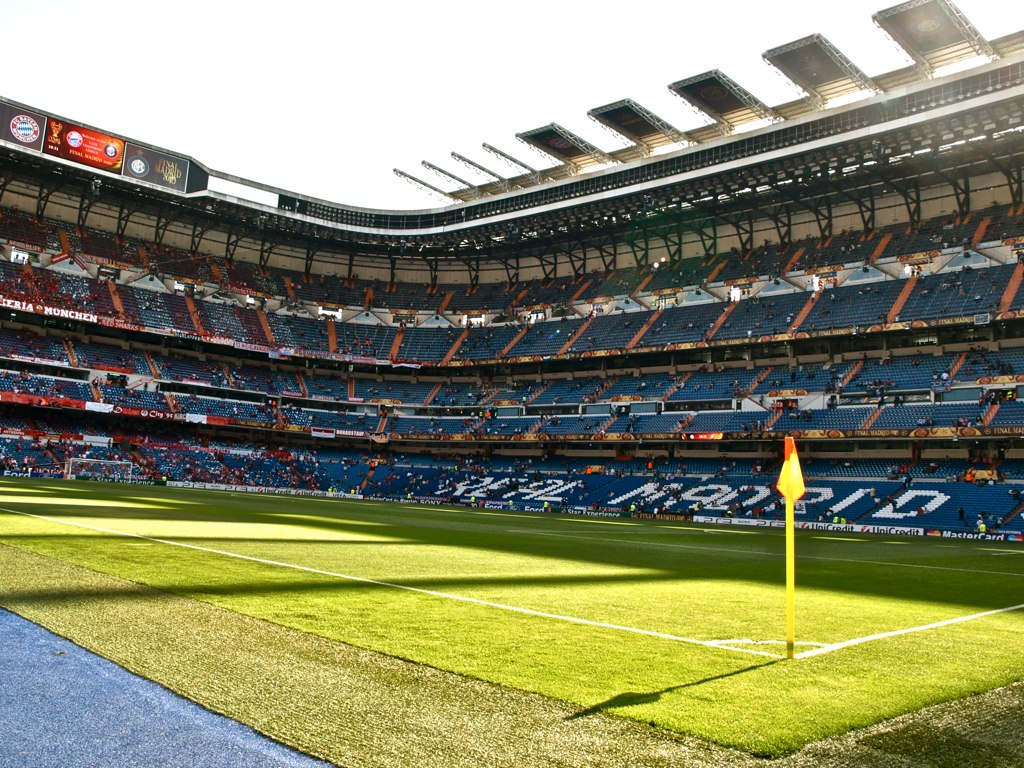 Santiago Bernabeu Madrid Champions League Final 2010 Int Flickr