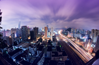 Guangzhou night | by wallace_Lan