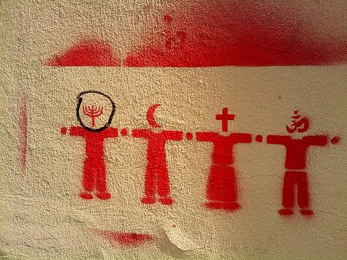 Religion Stencil | by murdelta