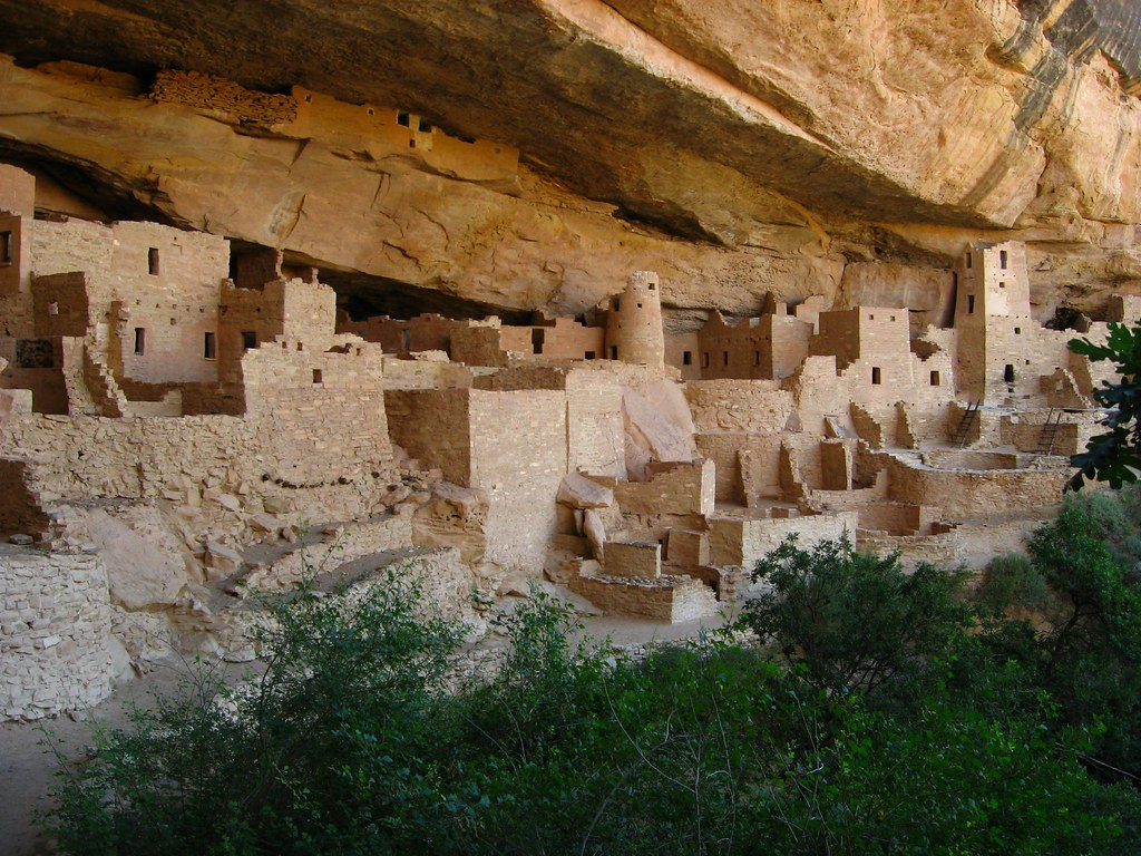 d8047ef6 Cliff Palace, Mesa Verde National Park   The Cliff Palace gu…   Flickr