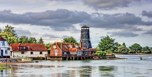 Langstone Mill | by Hexagoneye Photography